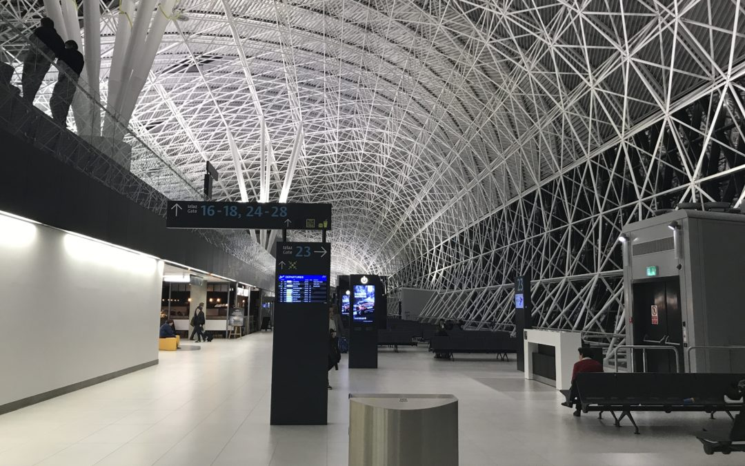 051 Zagreb Airport